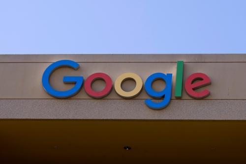 ▲미국 법무부가 구글을 상대로 반독점 소송을 제기했다. 로이터연합뉴스
