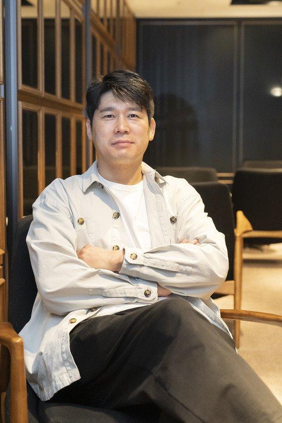 ▲'담보' 강대규 감독. (사진제공=CJ엔터테인먼트)