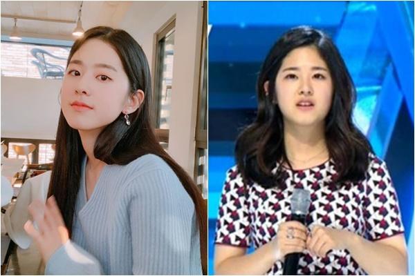 ▲박혜수 (출처=박혜수SNS, SBS 'K팝스타' 방송캡처)