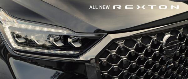 ▲신형 렉스턴은 SUV 고유의 강인함에 역동적이고 세련된 스타일을 추가해 디자인 완성도를 대폭 끌어 올렸다.  (사진제공=쌍용차)