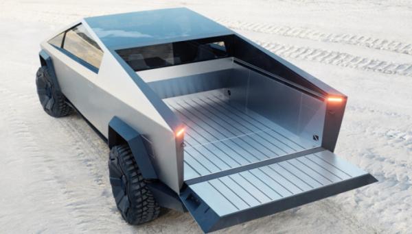 ▲테슬라는 '사이버트럭'을 내년에 선보여 전기차 시장 장악력을 높이려 하고 있다.  (사진제공=테슬라)