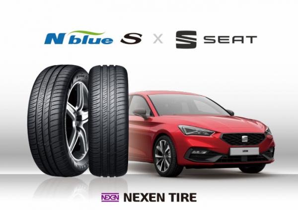 ▲넥센타이어가 폭스바겐 산하 세아트에 신차용 타이어를 공급한다.  (사진제공=넥센타이어)