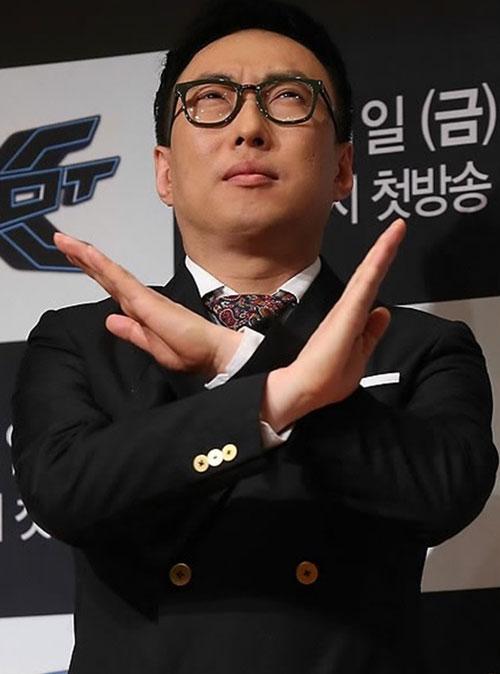 ▲박명수 음성판정 (연합뉴스)