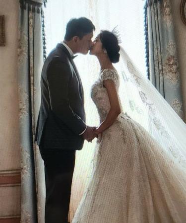 ▲조민아 결혼발표 (출처=조민아블로그)