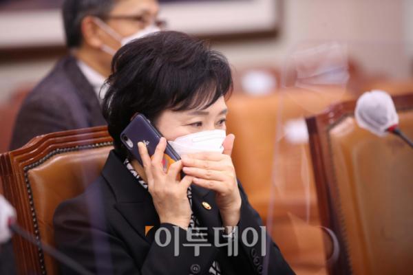 ▲김현미 국토교통부 장관 (이투데이DB)