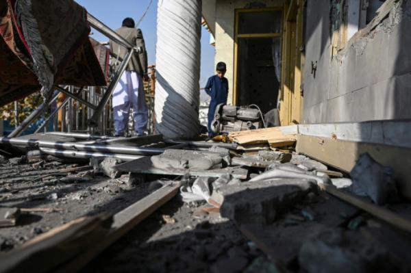 ▲아프가니스탄 수도 카불 지역에 테러로 최소 8명이 사망하고 30여명이 부상을 당했다.  (연합뉴스)