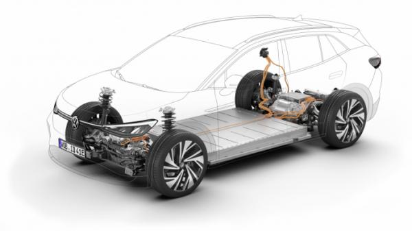 ▲단순하게 자사 새 모델을 위해 전기차 플랫폼을 개발하는 것이 아닌, 후발주자 나아가 경쟁사에도 플랫폼을 판매하는 시대가 도래한다. 플랫폼 활용 범위와 영역이 확대되면 생산 원가의 하락도 기대할 수 있다.  (출처=미디어폭스바겐)