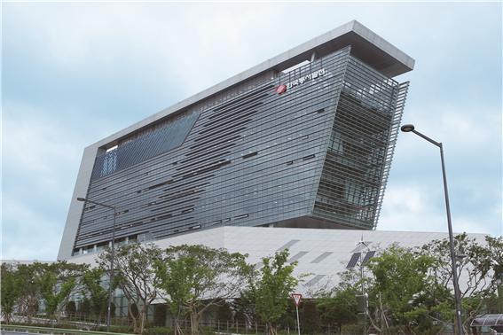 ▲한국동서발전 본사 전경 (사진제공=한국동서발전)