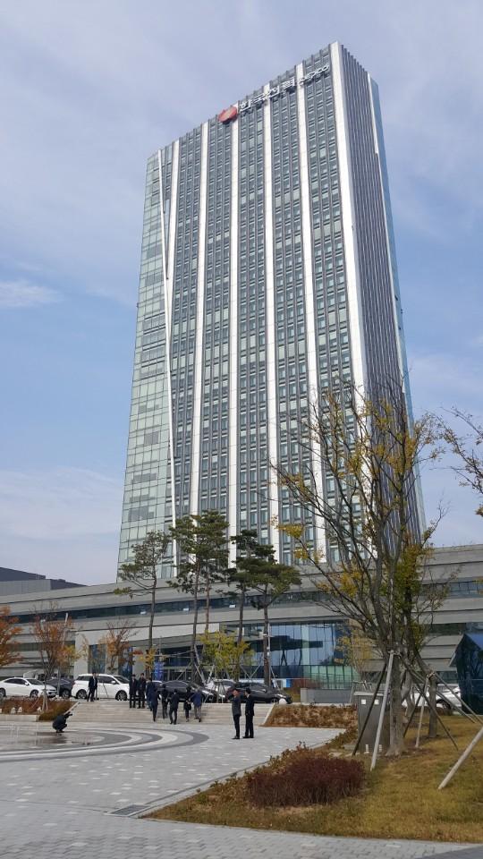▲한국전력 본사 전경 (이투데이DB)