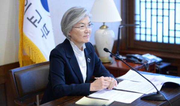 ▲강경화 외교부 장관 (연합뉴스)