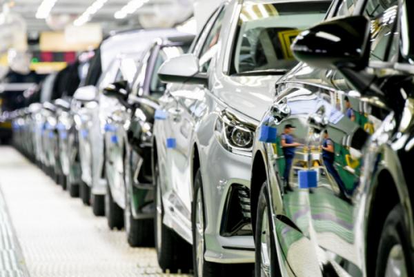 한국, 5 년 만에 지난해 세계 자동차 생산국 5 위