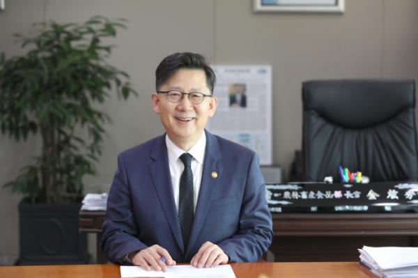 ▲김현수 농림축산식품부 장관. (사진제공=농림축산식품부)