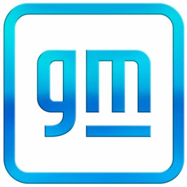 ▲GM의 신규 로고  (사진제공=GM)