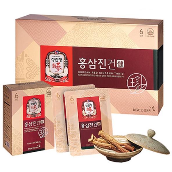 ▲정관장 홍삼진건 선물세트 (사진제공=이베이코리아)