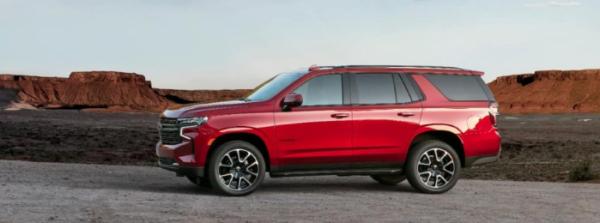 ▲한국지엠은 대형 SUV 인기에 힘입어 쉐보레를 대표하는 '타호' 직수입을 검토 중이다.  (사진제공=미디어GM)