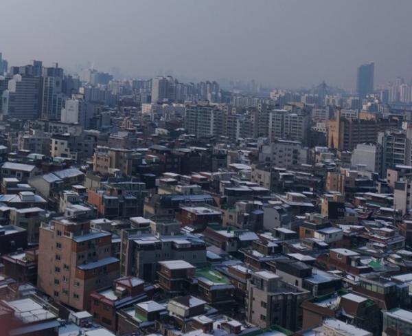 ▲빌라가 밀집한 서울의 한 저층 주거지. (박종화 기자. pbell@)