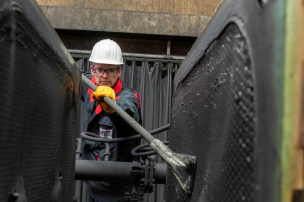 ▲랑세스가 연산 5000t 규모의 흑색 무기안료 생산능력을 추가로 확보했다. (사진제공=랑세스)