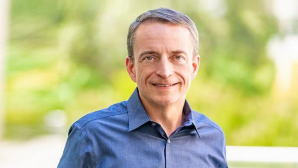 ▲인텔 차기 최고경영자(CEO)로 내정된 팻 겔싱어. 출처 VM웨어 웹사이트