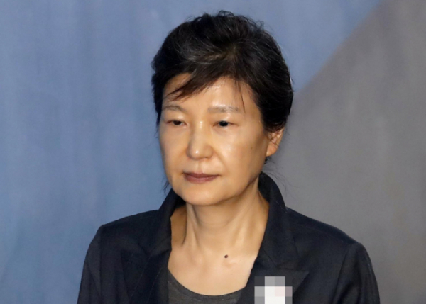 ▲박근혜 전 대통령. (연합뉴스)