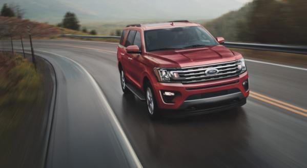 ▲포드는 브랜드의 가장 큰 SUV인 뉴 포드 익스페디션을 출시한다.  (출처=포드 미디어)