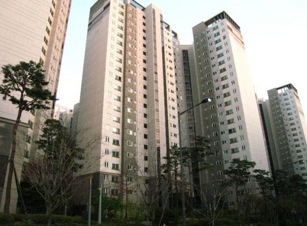 ▲서울 동대문구 전농동 690 래미안크레시티.  (사진 제공=지지옥션)
