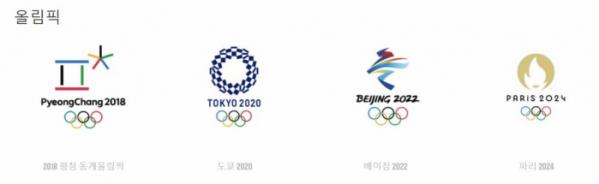 (출처=IOC 홈페이지 화면 캡쳐)