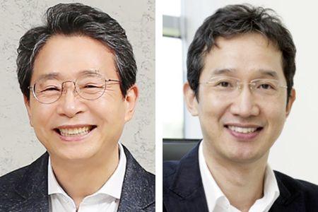 ▲'제5회 카길한림생명과학상' 수상자로 선정된 배승철(왼쪽)·황일두 교수