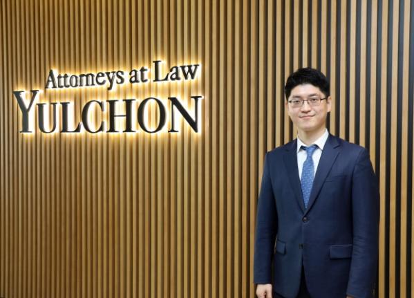 ▲황인용 법무법인 율촌 변호사.
