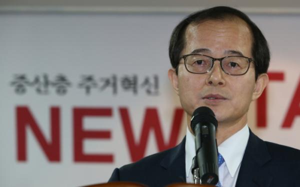 ▲손태락 한국부동산원장 내정자. (연합뉴스)