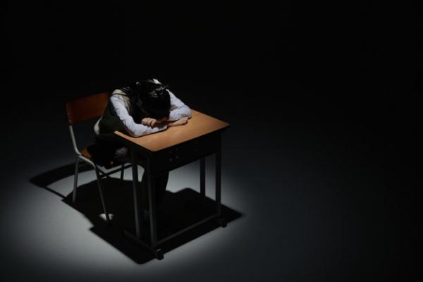 ▲어린 시절 학교폭력에 대한 고통은 성인이 되어 더 크게 느껴질 수 있다.  (게티이미지뱅크)