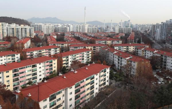 ▲서울 양천구 목동 신시가지 아파트 단지 전경. (연합뉴스)