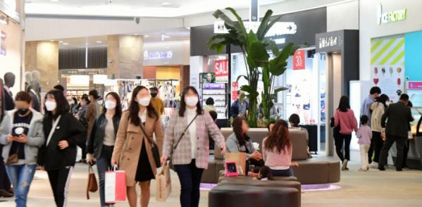 ▲서울 강서구의 한 대형 쇼핑몰 (이투데이DB)