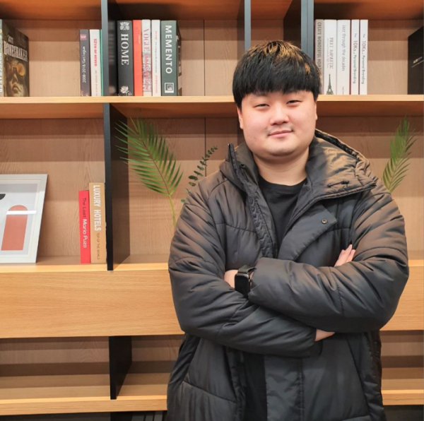 ▲이성호 웨이브코퍼레이션 대표.