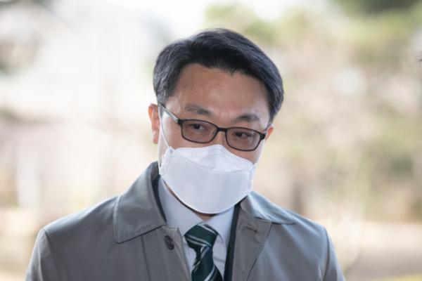 ▲김진욱 고위공직자범죄수사처장. (연합뉴스)