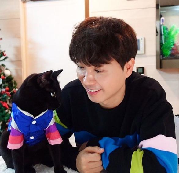 """박수홍, """"나를 구한 내 고양이""""…반려묘 다홍이 언급하며 눈물 - 이투데이"""