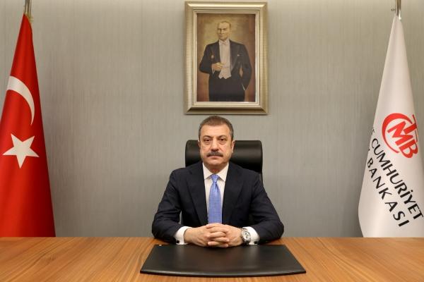 ▲샤합 카브즈오을루 신임 터키 중앙은행 총재. 로이터연합뉴스