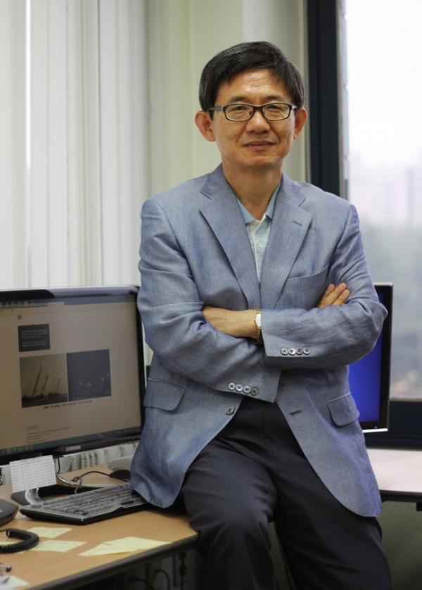 ▲한국과학기술원(KAIST)은 전산학부 이흥규 교수. (사진제공=한국과학기술원)