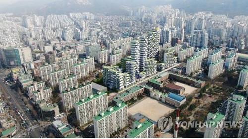 ▲서울 노원구 상계주공 아파트 단지 전경 (연합뉴스)