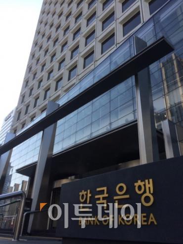 ▲한국은행 전경