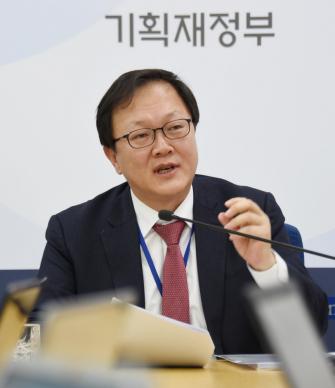▲김태주 기획재정부 신임 세제실장. (사진제공=기획재정부)