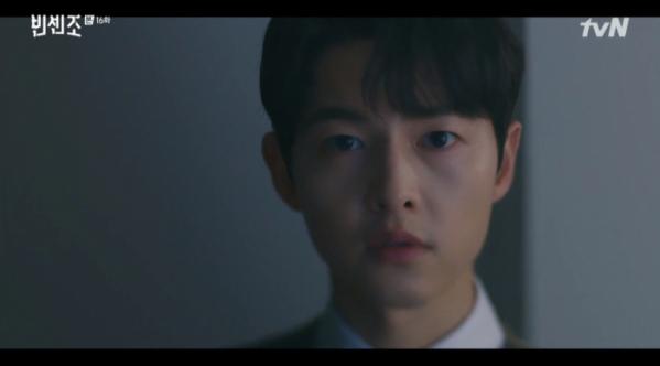▲빈센조(송중기)(사진=tvN 방송화면 캡처)