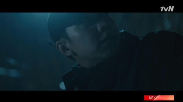 ▲드라마 '마우스' 14회 예고 없었다(사진=tvN 방송화면 캡처)