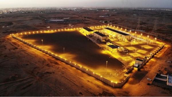 ▲건설업계가 올해 해외에서 마수걸이 수주를 이어가면서 300억 달러 수주에 시동을 걸었다. 현대건설이 수주한 사우디아라비아 '라파 지역 380kV 변전소 공사' 조감도 (사진제공=현대건설)