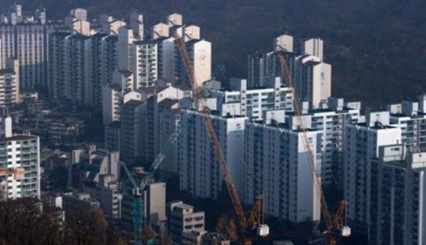 ▲서울 서대문구 일대 아파트 밀집 지역.  (사진 제공=연합뉴스)