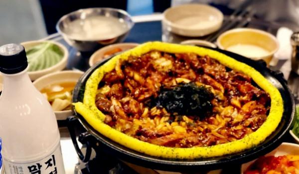 (출처=네이버 '427월곡닭갈비' 업체제공사진)