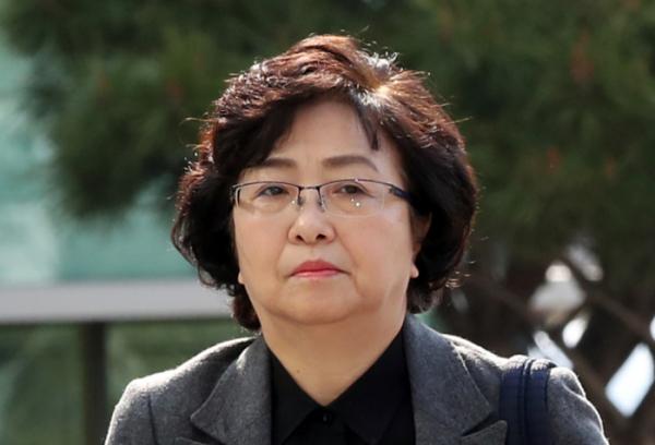 ▲김은경 전 환경부 장관. (연합뉴스)