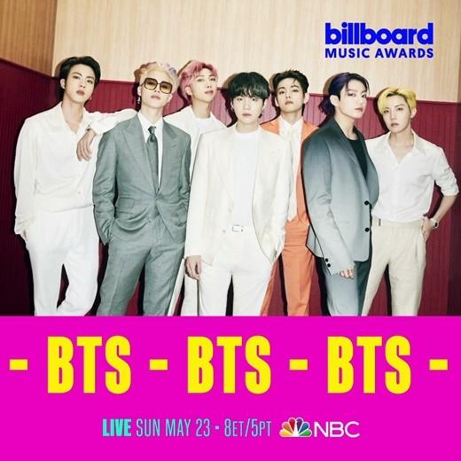 (출처=Billboard Music Awards SNS)