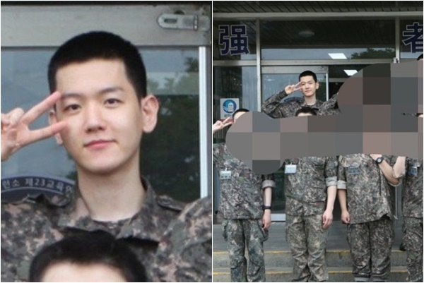 ▲백현 훈련소 (출처=육군훈련소 홈페이지)