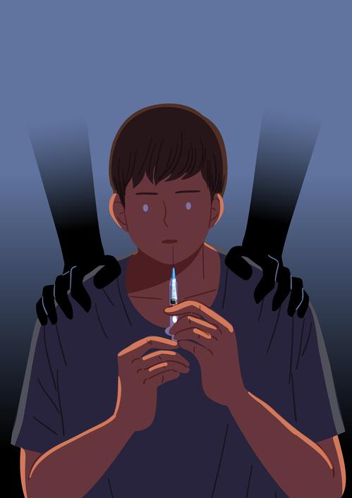 ▲지난해 국내에서 적발된 마약 사범만 1만 2000여명. 한국은 더 이상 '마약 청정국'이 아니다.  (게티이미지뱅크)