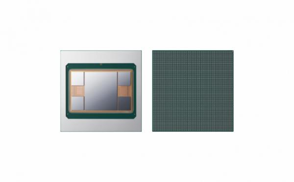 ▲삼성전자, 차세대 반도체 패키지 기술 'I-Cube4' (사진제공=삼성전자)